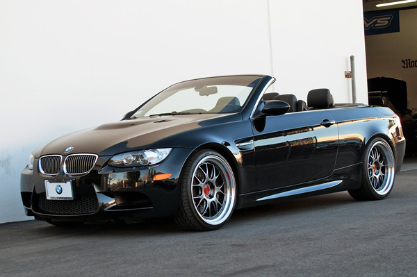 BMW M3 Convertible (E93) от European Auto Source