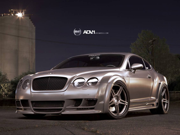 Bentley Continental GT от GMP Performance и ADV.1