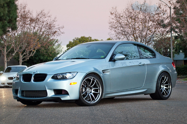 550-сильный BMW M3 (E92) от European Auto Source
