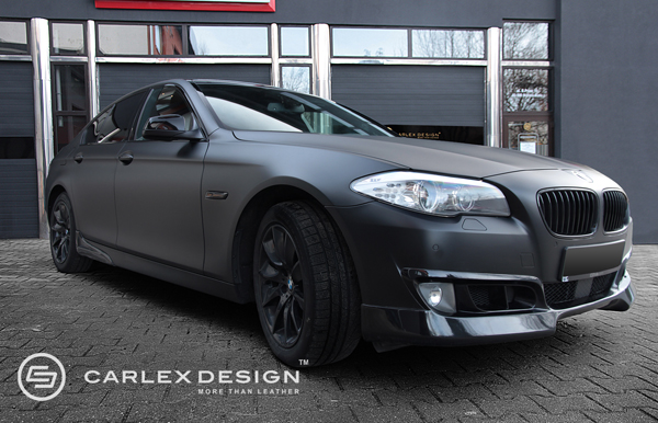 BMW 5-Series (F10) The Ripper от Carlex Design